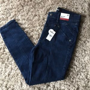 Express High Waisted Jegging - NWT